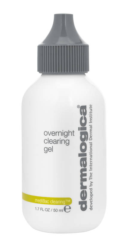 Overnight Clearing Gel - Tehoaineet - 106122 - 1