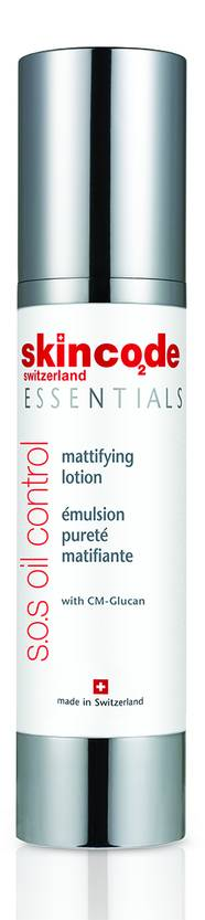 S.O.S oil control mattifying lotion -  - 1702 - 1